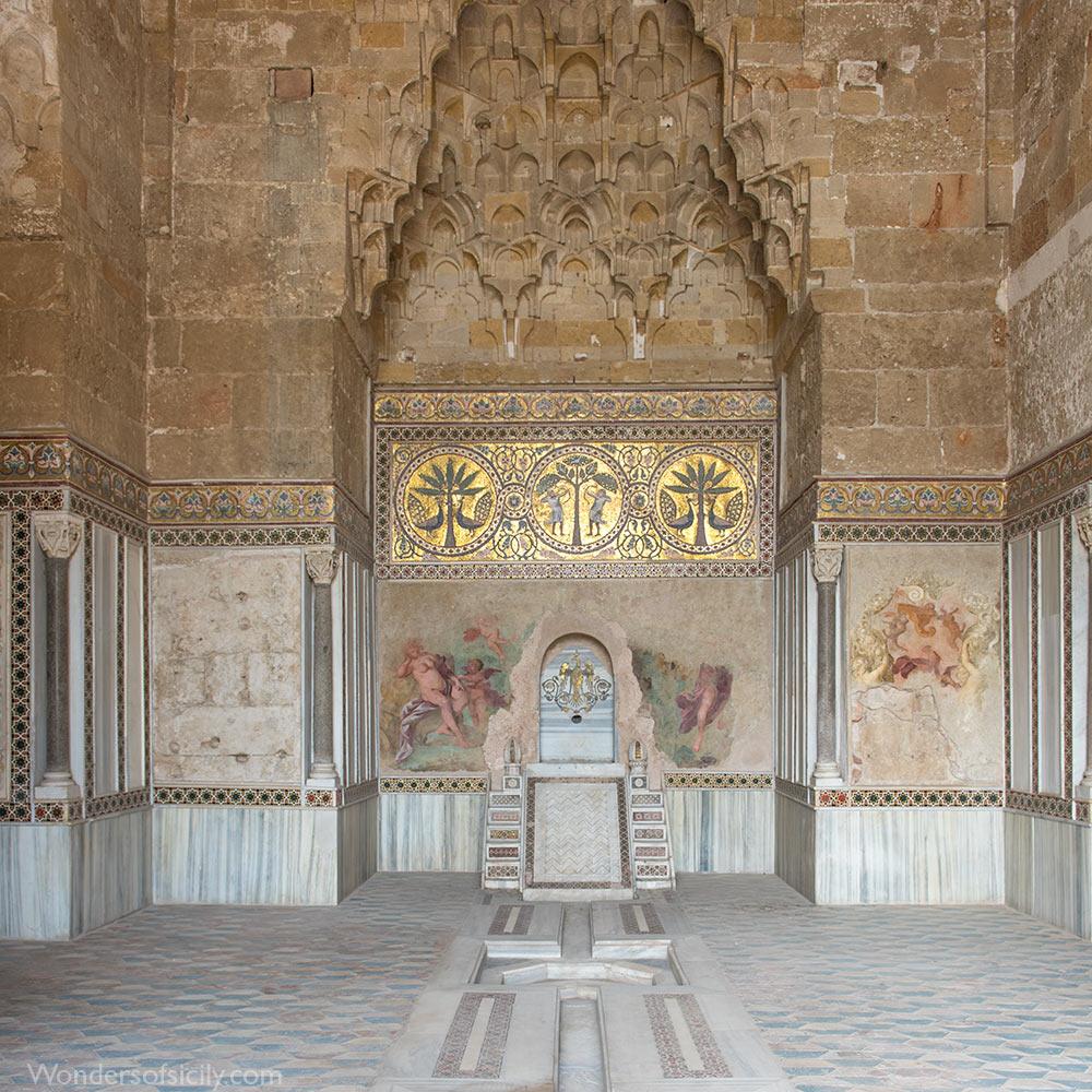 La Zisa Palermo Wonders Of Sicily