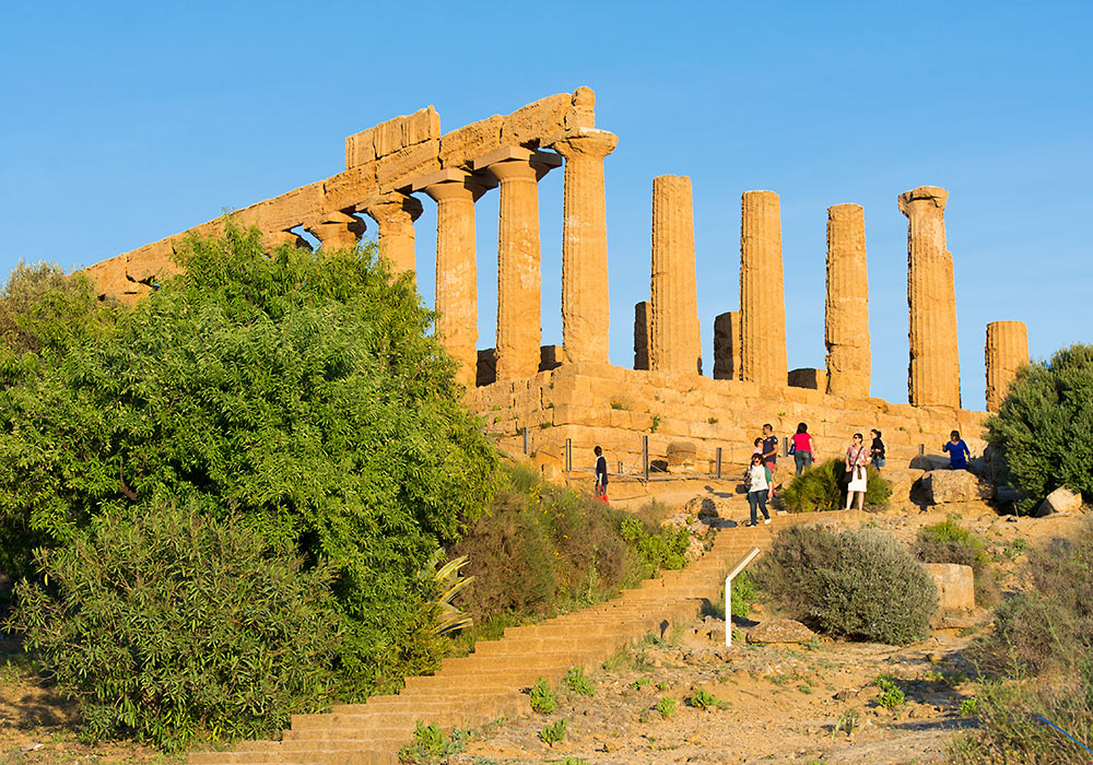 Temple of Hera - Agrigento - the Valley of Temples