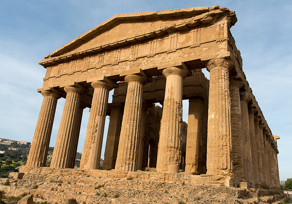 Agrigento: Valley of Temples (The Temple Concord)