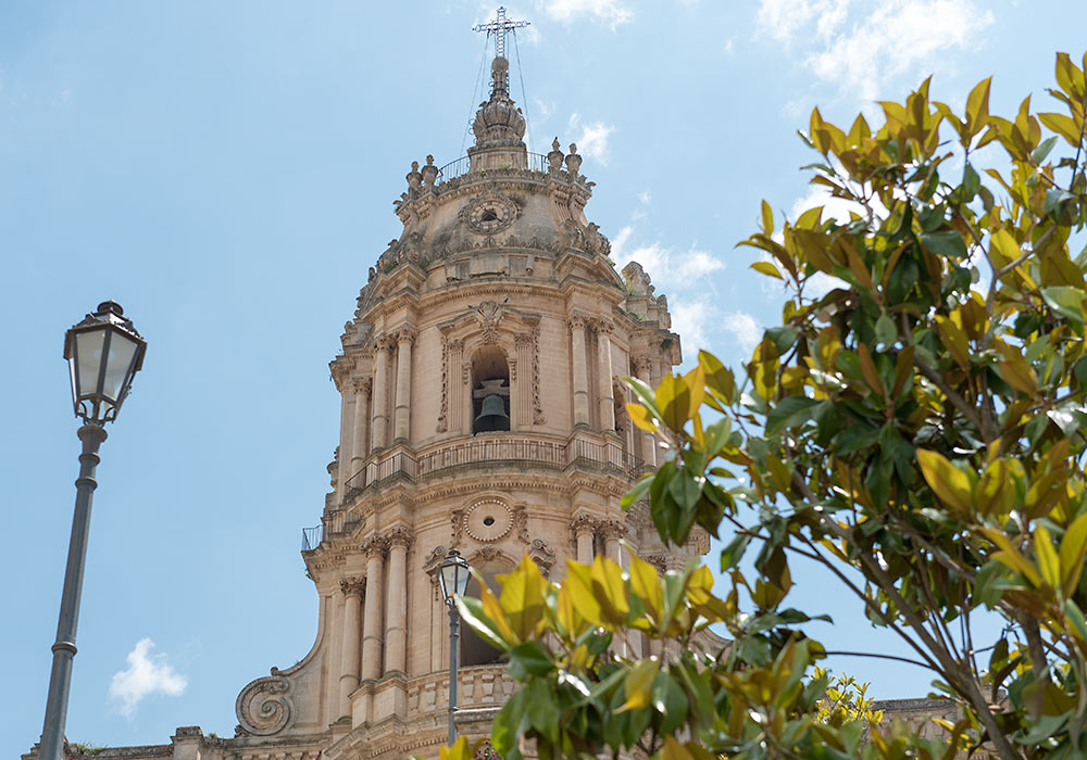 cathedral, Modica