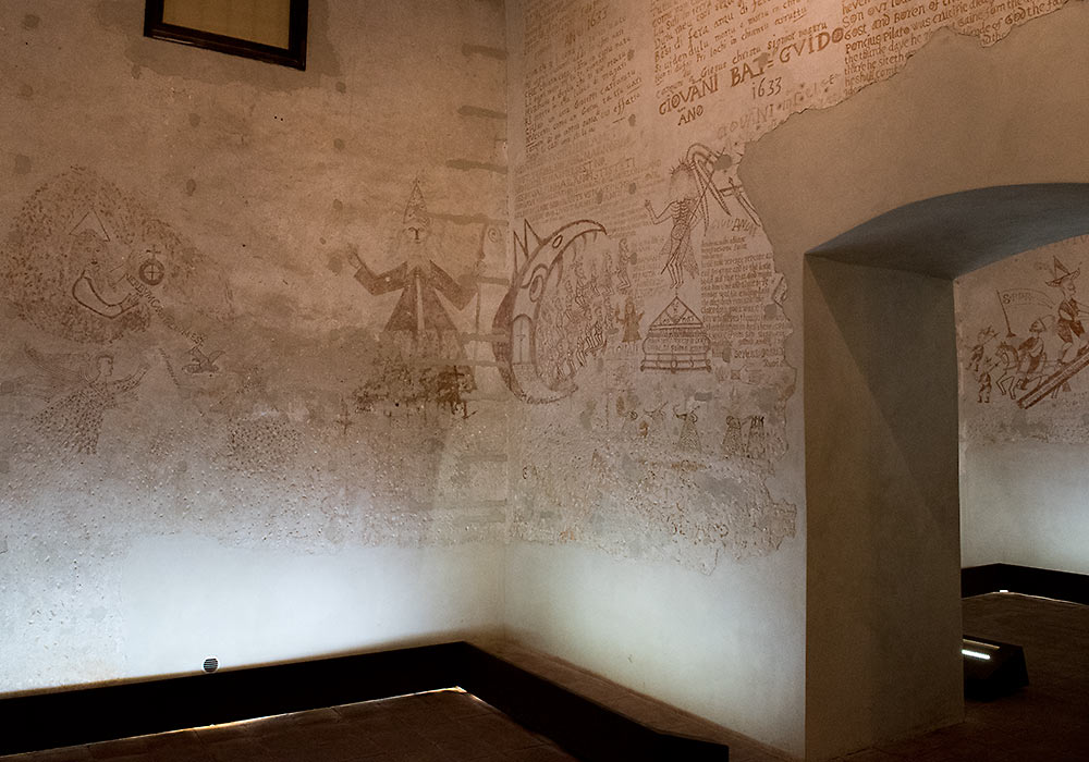 Museum of the Holy Inquisition in Sicily (Carceri dell'Inquisizione)