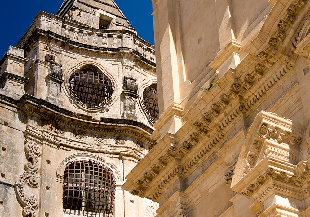Noto - the baroque city