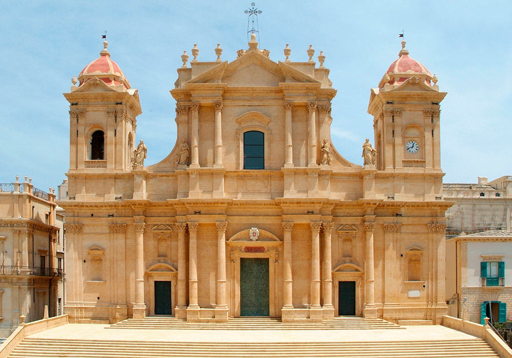 Noto cathedral (duomo)