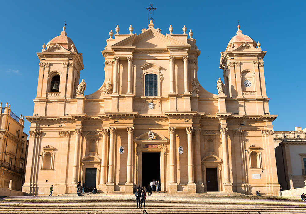 Noto cathedral - duomo