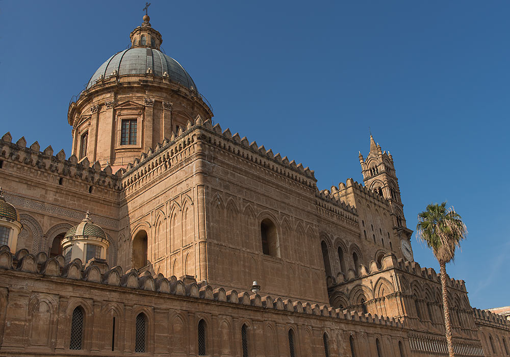 31c588ceb0 The Palermo Cathedral (duomo)- Wonders of Sicily