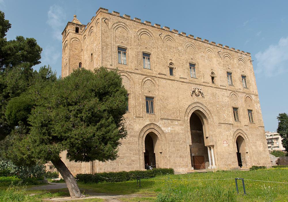 Villa Zisa Palermo