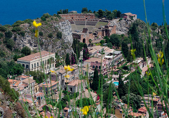 Taormina, Greek Theatre