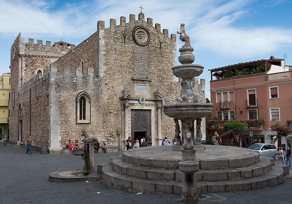 Beautiful taormina wonders of sicily for Taormina sicilia